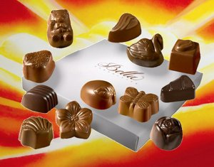 16 piece Chocolate Selection
